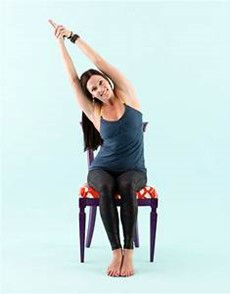 Steps to do Crescent Moon Pose