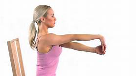 Steps to do Wrist and Finger Stretch