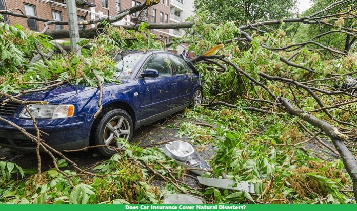 Does Car Insurance Cover Natural Disasters?