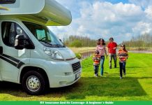 RV Insurance And its Coverage- A beginner's Guide