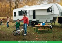 What Does Travel Trailer Insurance Cover?