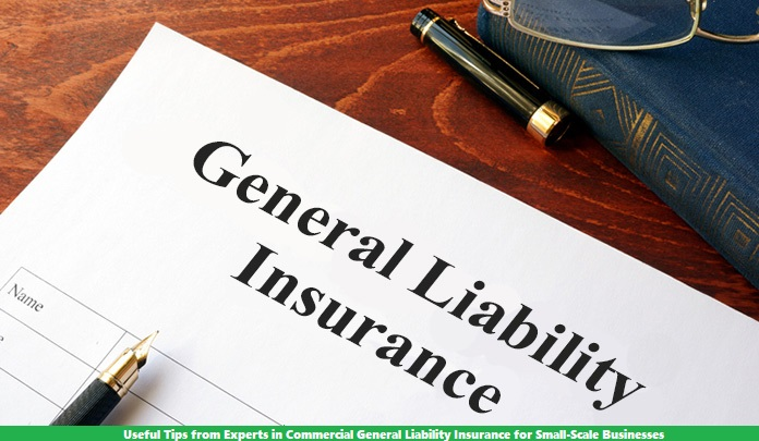 Useful Tips from Experts in Commercial General Liability Insurance for Small-Scale Businesses