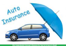 Why Comprehensive Coverage Is Necessary For Your Car in Case of a Flood?
